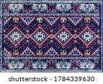 ethnic tribal vector background ...   Shutterstock .eps vector #1784339630