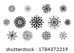 Hand Drawn Snowflakes....