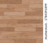 floor wood parquet. flooring... | Shutterstock .eps vector #1784391899