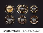 collection of premium quality...   Shutterstock .eps vector #1784474660