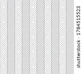 vector seamless pattern.... | Shutterstock .eps vector #1784515523