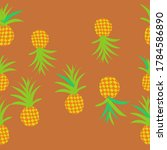 horizontal pattern of... | Shutterstock . vector #1784586890