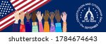 constitution and citizenship...   Shutterstock .eps vector #1784674643