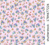 Lovely Seamless Floral Pattern...