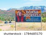 Sedona  Arizona Usa   July 27...