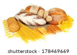 tasty flour products isolated... | Shutterstock . vector #178469669