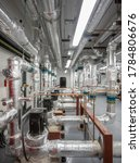 Mechanical Plantroom With...