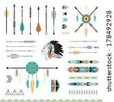 Arrows  Indian Elements  Aztec...