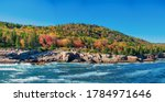 Panoramic View Of Acadia...