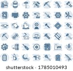 blue tint and shade editable...   Shutterstock .eps vector #1785010493