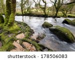 The Banks Of The River Fowey As ...