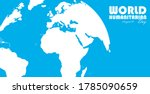 Vector Illustration Of World...