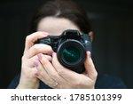 Woman Photographer...