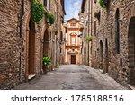 Bevagna  Perugia  Umbria  Italy ...
