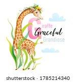 G Is For Giraffe  Animal Abc...