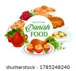 Danish Cuisine Food Menu Dishe...