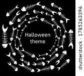 Halloween Theme. School Of...