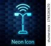 Glowing Neon Smart Street Light ...