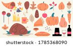 Thanksgiving Day Event Set Of...