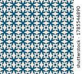 vector geometric seamless... | Shutterstock .eps vector #1785546890