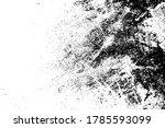 distressed spray grainy overlay ... | Shutterstock .eps vector #1785593099
