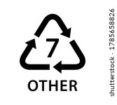 Recycle Arrow Triangle Other...