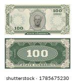 Vector Money Banknotes...