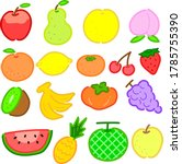 vector illustration of colorful ... | Shutterstock .eps vector #1785755390