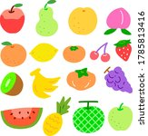 vector illustration of colorful ... | Shutterstock .eps vector #1785813416