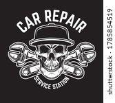 car repair. service station....   Shutterstock .eps vector #1785854519