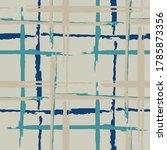 tartan. grunge stripes....   Shutterstock .eps vector #1785873356