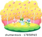 jesus christ and christian | Shutterstock .eps vector #17858965