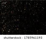 golden blots grunge urban... | Shutterstock .eps vector #1785961193