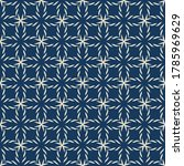 vector geometric seamless... | Shutterstock .eps vector #1785969629