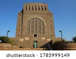At The Voortrekker Monument In...