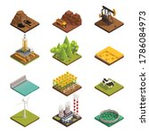 Natural Resources Isometric...
