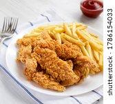 Homemade Crispy Chicken Tenders ...