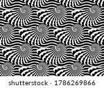 seamless sea shells decorative... | Shutterstock .eps vector #1786269866