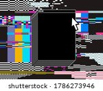 abstract technology background... | Shutterstock .eps vector #1786273946