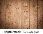 seamless wod texture | Shutterstock . vector #178639460