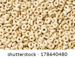 delicious cheerios oat cereal... | Shutterstock . vector #178640480