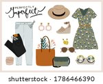 Summer Fashion Outfit Set....