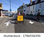 Isle Of Wight  England   July...