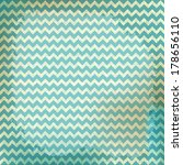 chevron background on linen... | Shutterstock . vector #178656110
