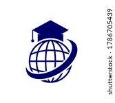 education logo icon design ...   Shutterstock .eps vector #1786705439