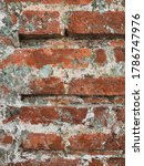Grunge Brick Wall With Bricks...