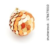christmas tree decoration on... | Shutterstock . vector #178675010