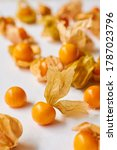 Cape Gooseberry Or Physalis On...