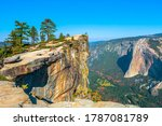 Panorama At Taft Point In...