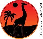 Ogo With The Giraffe S...
